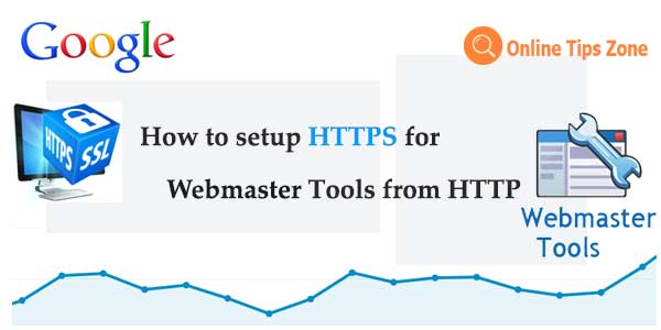 How to change http to https in Google Search Console