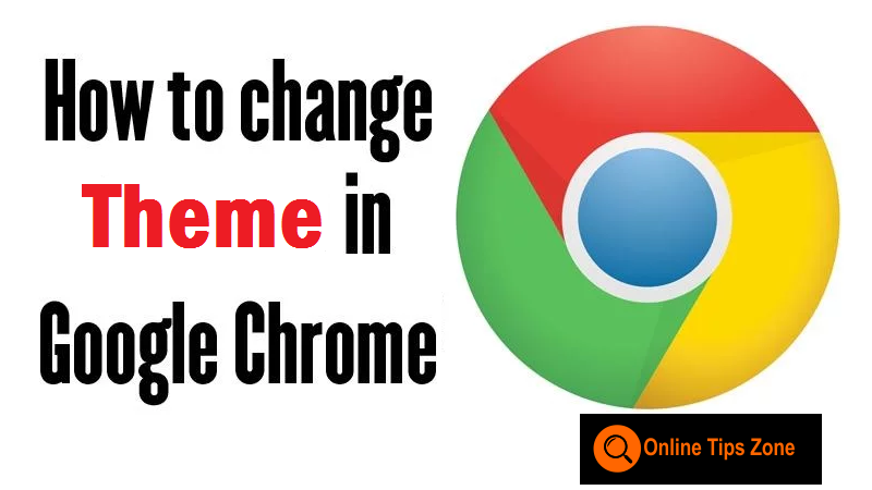 change chrome theme