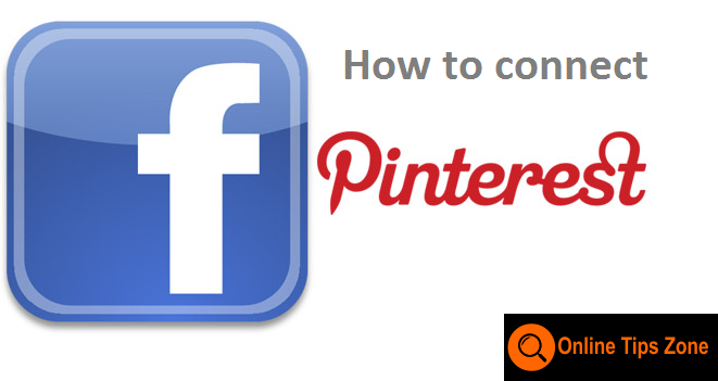 How to connect Pinterest with Facebook