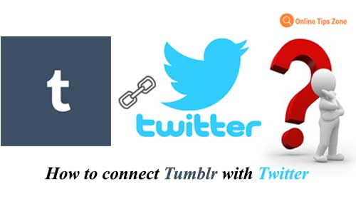 How to Link Twitter to Tumblr