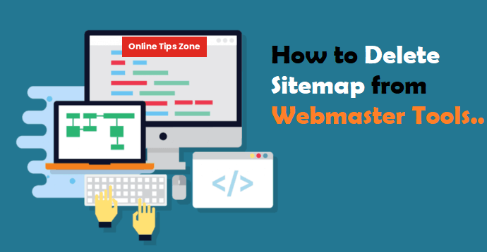 delete sitemap from webmaster tools