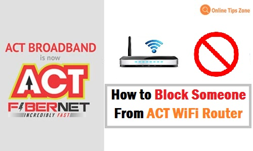 block on act wifi