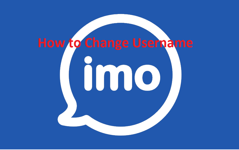 How to Change IMO Name