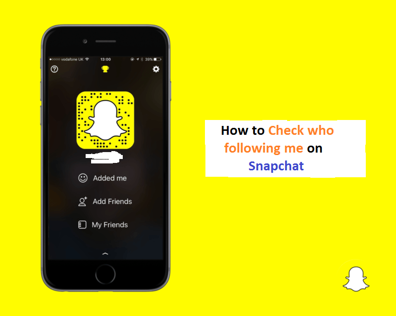 How to See Who added me in Snapchat | Added me on Snapchat
