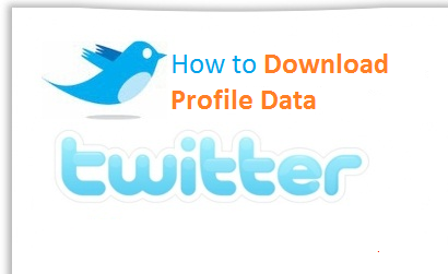 Twitter Account Download | Twitter Data