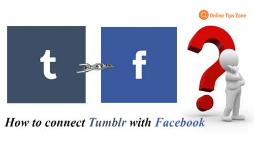 How to Link Facebook to Tumblr