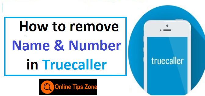 unlist number in truecaller