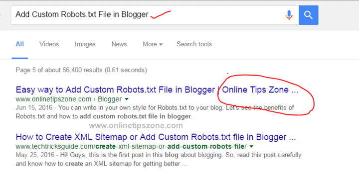 How to Remove Blog title from post title | Blogger